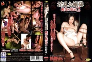 [DVS-074] 淫乱お嬢様 縄責め矯正 2 130分 Rape 凌辱