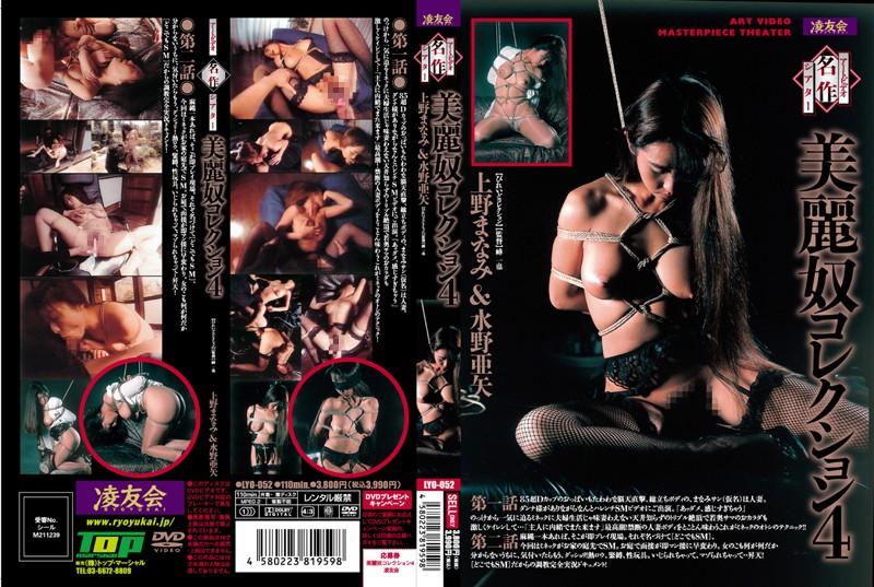 [LYO-052] アートビデオ名作シアター 美麗奴コレクション 4 峰一也 110分 Rape Torture