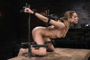 Dahlia Sky   Blonde Damsel is Distressed in Brutal Devices and Tormented