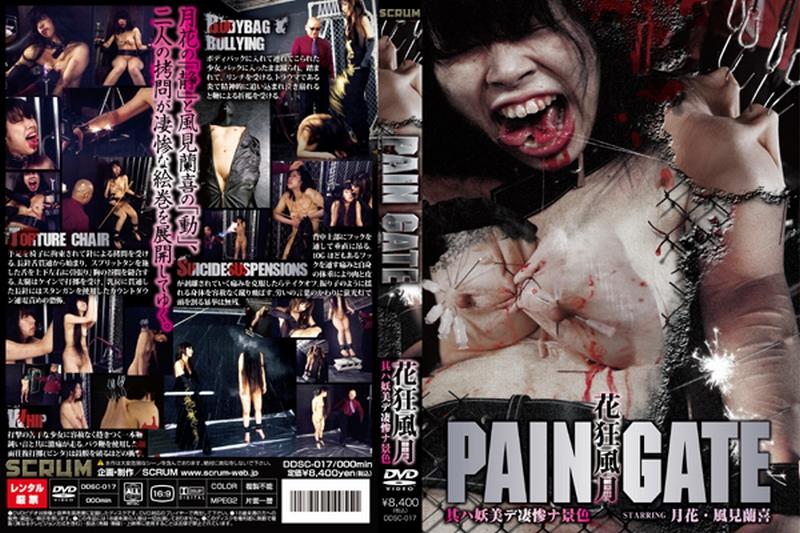 [DDSC-017] PAIN GATE ~花狂風月~ 其ハ妖美デ凄惨ナ景色