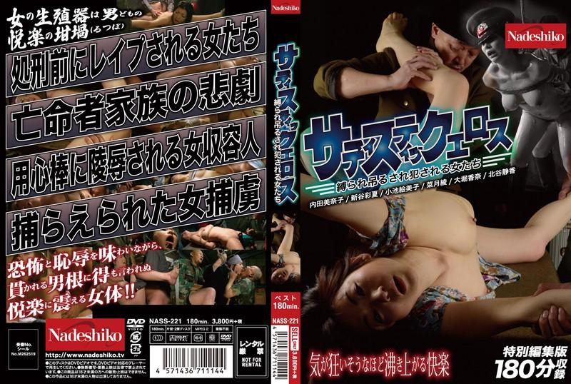 [NASS-221] サディスティックエロス 縛られ吊るされ犯される女たち 辱め