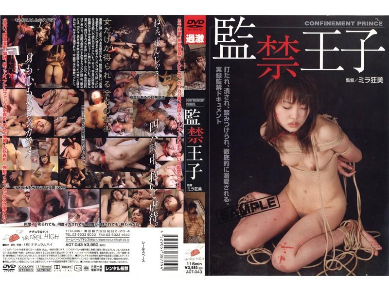 [AOT-043] 監禁王子 アナル 115分s e Hook SM