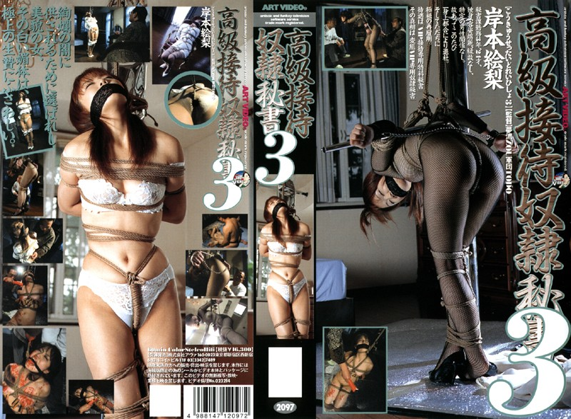 [ART-2097] Eri Kishimoto – Top Class Reception Slave Secretary 3