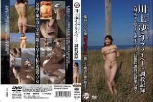 [BDSM 031] シリーズ日本のマゾ女 川上ゆうプライベート調教記録 ... Actress 露出 大洋図書