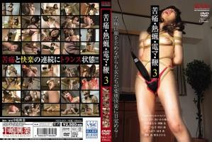 [NKD 213] 苦痛・熱蝋・電マ・鞭 3 スパンキング・鞭打ち Humiliation