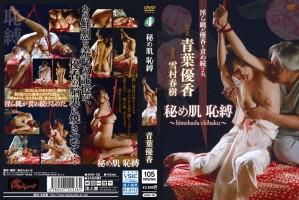 [AKHO-132] 秘め肌 恥縛 himehada chibaku 青葉優香 Big Tits SM