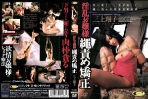 [DVS-035] 三上翔子 淫乱お嬢様 縄責め矯正 シネマジック