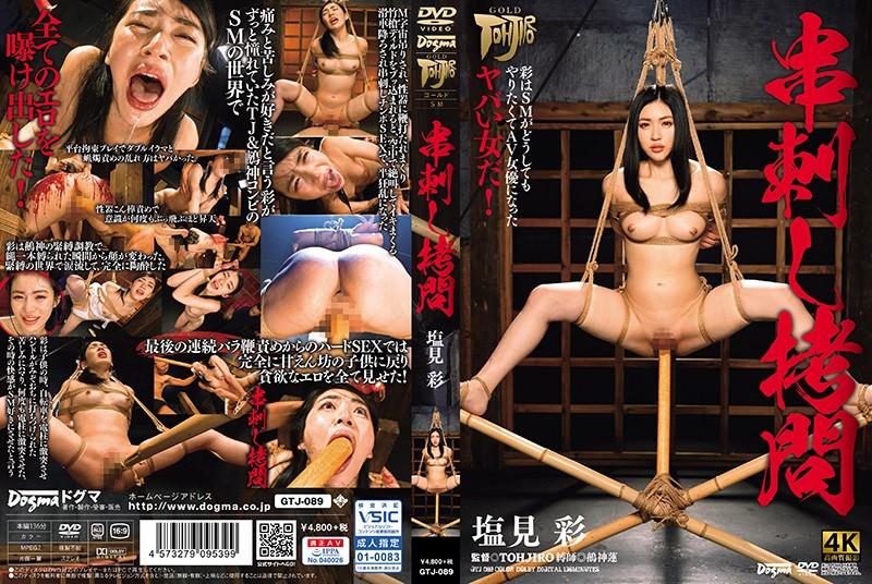 [GTJ-089] 串刺し拷問 塩見彩