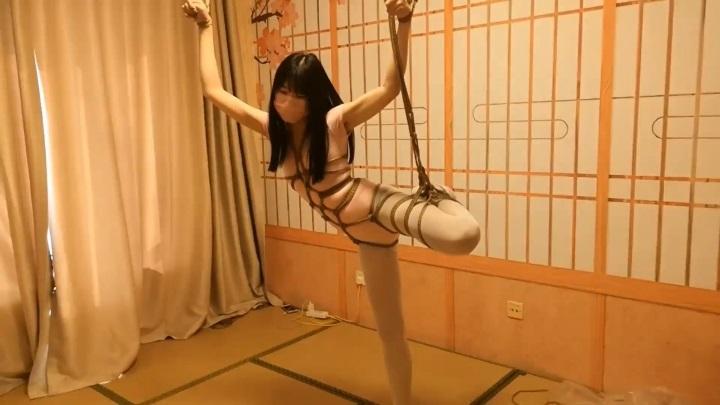[WS-359] Yang Rui gym suit tortoise shell hanging