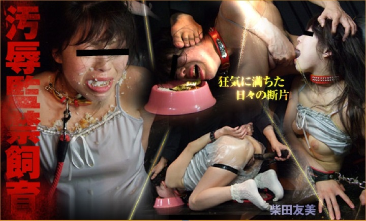 [SM_miracle-0615] 「汚辱監禁飼育」 柴田友美