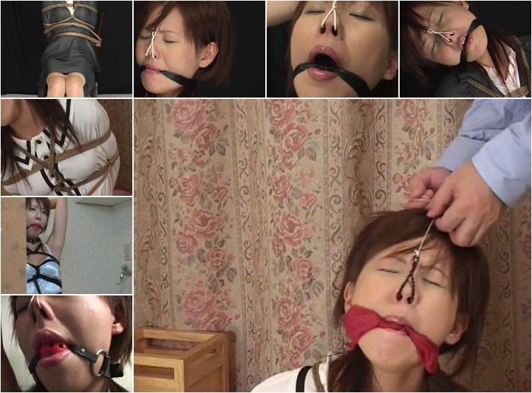 [SM_miracle-0003] 羞恥玩縛鼻責め ~恥ずかしい鼻責に悶えるM女~ 矢野智美